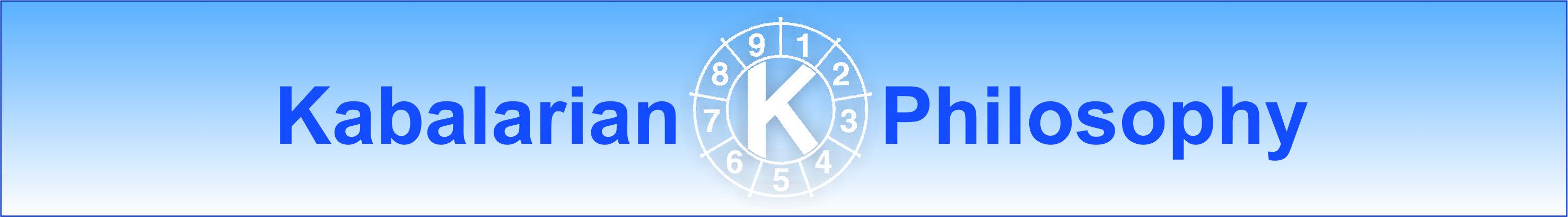 Kabalarian Philosophy Logo