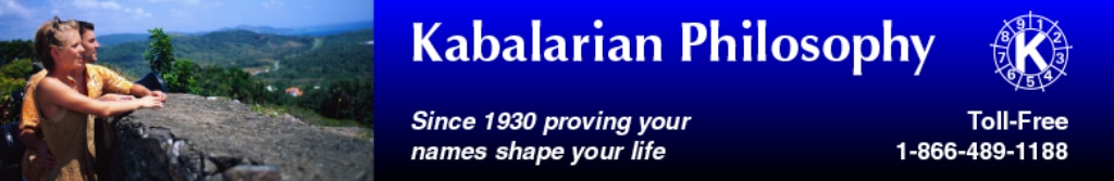 Kabalarian Philosophy Logo