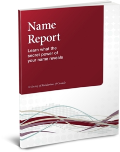 free name report kabalarian philosophy